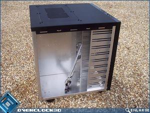 Lian Li PC-343 Internals Right