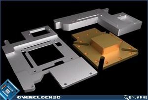 GX2 Modular Water-block