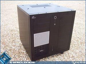 Lian Li PC-343 Install