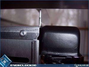 Lian Li PC-343 Radiator Problem