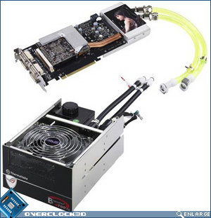 Trinity & watercooling