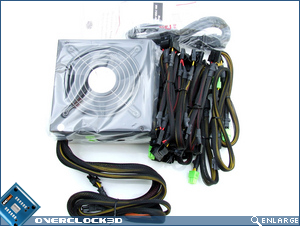 Cooler Master Real Power Pro M700 Contents