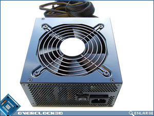 Cooler Master Real Power Pro M700 Bottom
