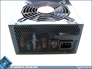 Cooler Master Real Power Pro M700 Back