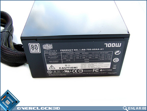 Cooler Master Real Power Pro M700 Side