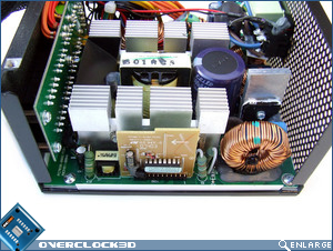 Cooler Master Real Power Pro M700 Inside