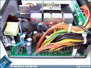 Cooler Master Real Power Pro M700 Inside