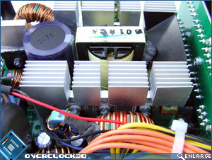 Cooler Master Real Power Pro M700 Heatsinks
