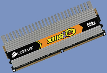 Corsair XMS2 DHX PC2-6400