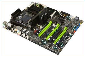 Nvidia 790i motherboard