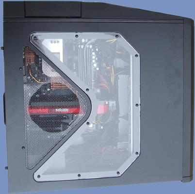 TCC - Clocked Gamer Quad Side