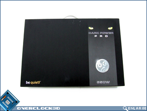 Be Quiet! Dark Power Pro 650w Box Front