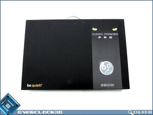 Be Quiet! Dark Power Pro 650w Box Front
