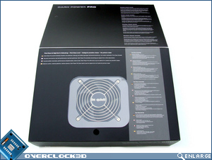 Be Quiet! Dark Power Pro 650w Box Open