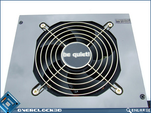 Be Quiet! Dark Power PRO 120mm Fan