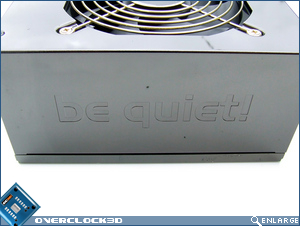Be Quiet! Dark Power Pro 650w Side