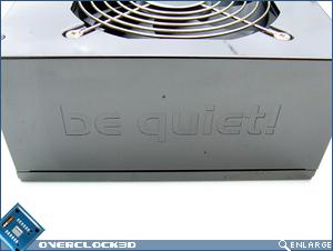 Be Quiet! Dark Power Pro 650w Side