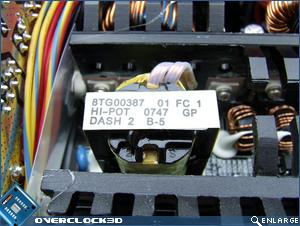 Be Quiet! Dark Power Pro Transformer