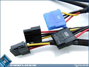 Be Quiet! Dark Power PRO HDD Connectors
