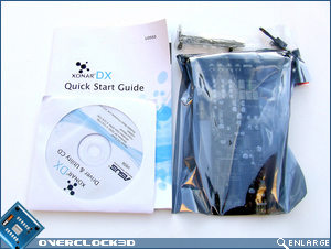 Asus Xonar DX Box Contents