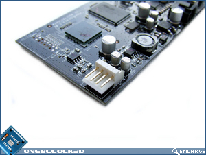 Asus Xonar DX Floppy Plug