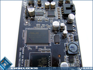 Asus Xonar DX AV100 Chip