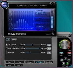 Asus Xonar DX Karaoke