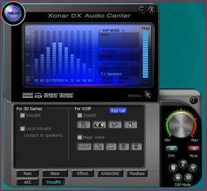 Asus Xonar DX VocalFX