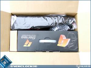 MSI GX600 Box