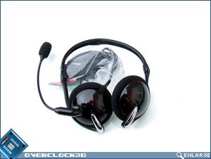 MSI GX600 Headphones