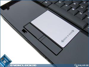 MNSI GX600 Trackpad