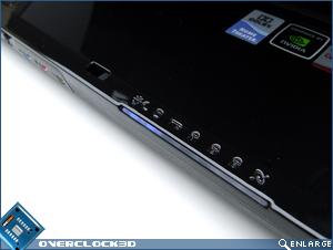 MSI GX600 Power Lights