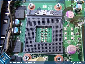 MSI GX600 CPU Socket