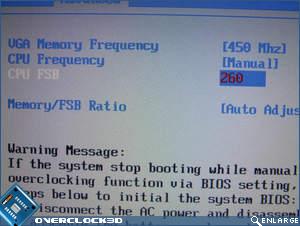MSI GX600 BIOS