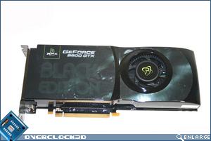 xfx 9800 gtx black edition