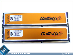 Crucial Ballistix PC3-16000 Back