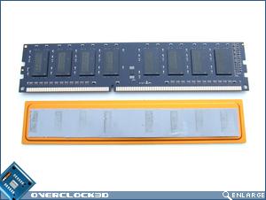 Crucial Ballistix PC3-16000 PCB