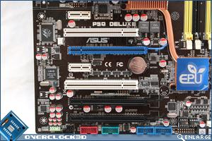 Asus P5Q Deluxe PCIe