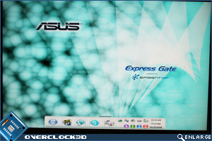 Asus P5Q Deluxe Express Gate