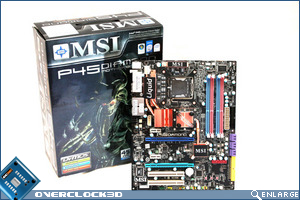 MSI P45 Diamond