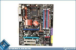 MSI P45 Diamond Board