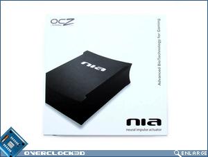 OCZ NIA Box Front