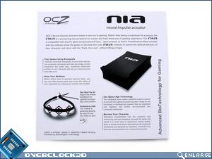 OCZ NIA Box Back