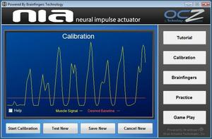 OCZ NIA Calibration