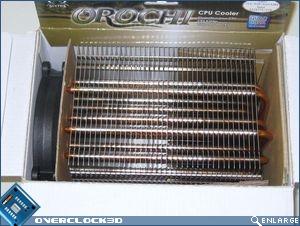 Orochi packaging