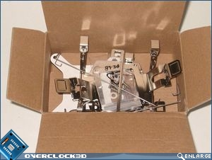Orochi mounting hardware