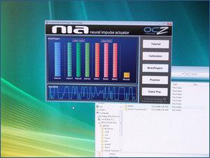 OCZ NIA Configuration