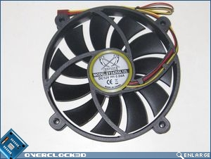 Orochi 140mm fan rear