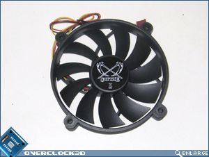 Orochi 140mm fan front