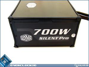 Cooler Master Silent Pro 700w Side